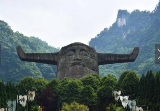 """中国最神秘的景区,相传""""神农""""的家就在这里"""