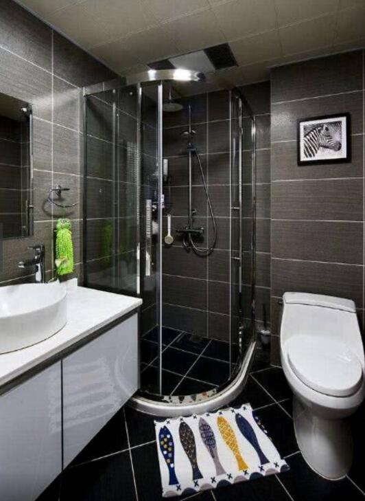 卫生间装修最关键的4处细节,好多师傅都不注意