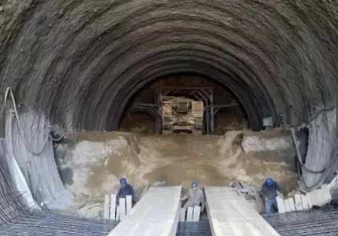 隧道原来是这样建成的,看完涨知识了